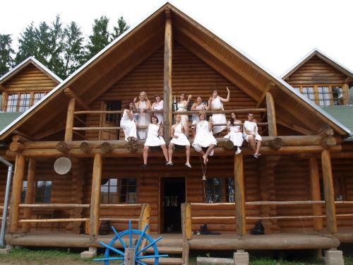 Letní dětský tábor 2010