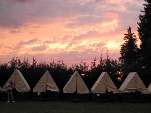 Letní dětský tábor 2012
