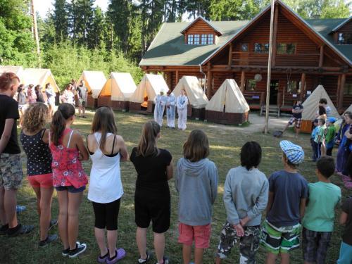 Letní dětský tábor 2013