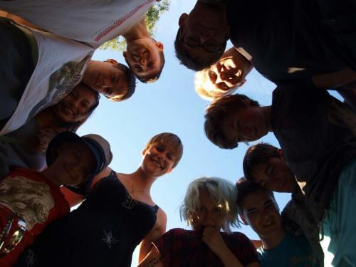 Letní dětský tábor 2015